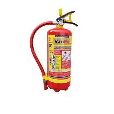 ABC Powder Type Fire Extinguisher - 4Kg