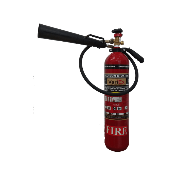 CO₂ Fire Extinguisher - 4.5Kg