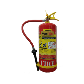 Mechanical Foam Type Fire Extinguisher Stored Pressure - 9Ltrs