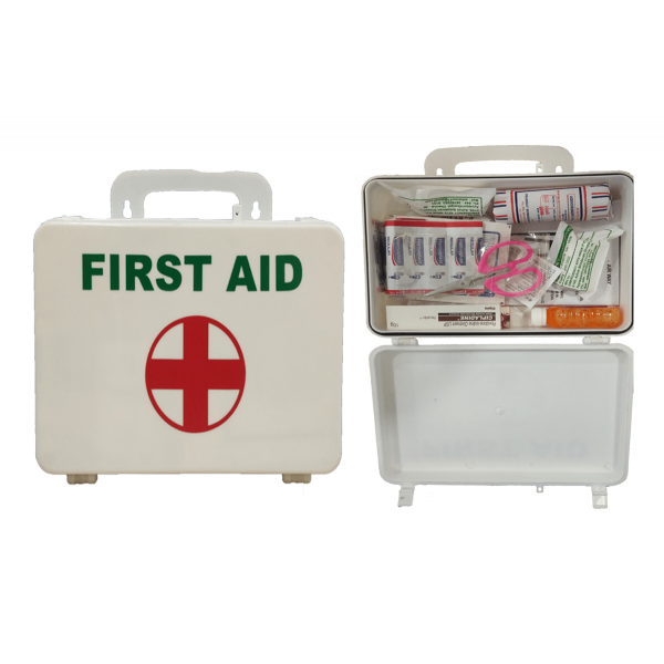 First Aid box wall mount Plastic Body | VariExonline